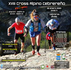 XVIII Cross Alpino Cebrereño