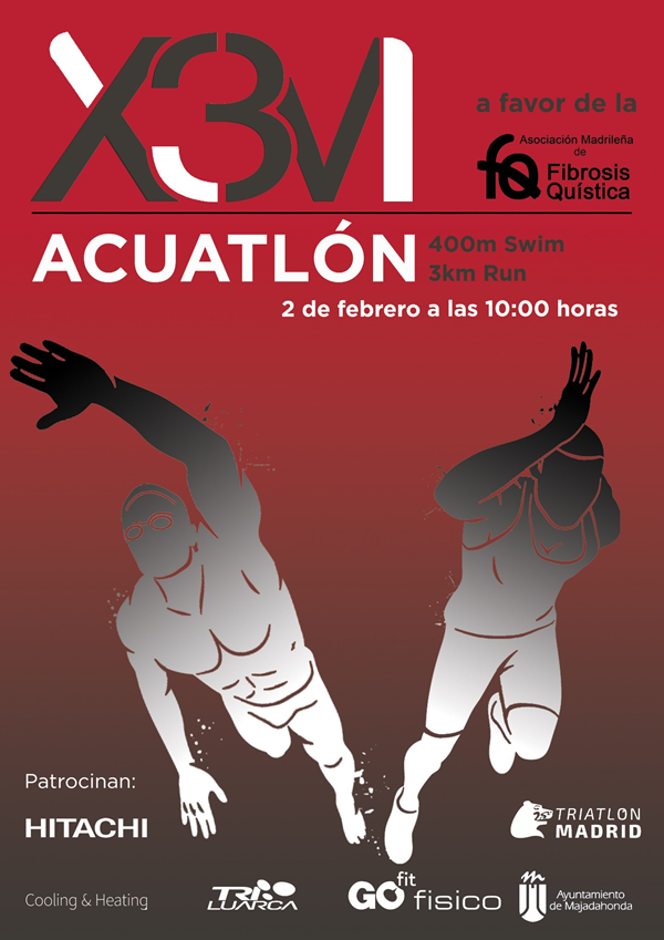 III Acuatlón X3M 2020