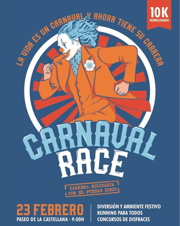 Carnaval Race by Siria