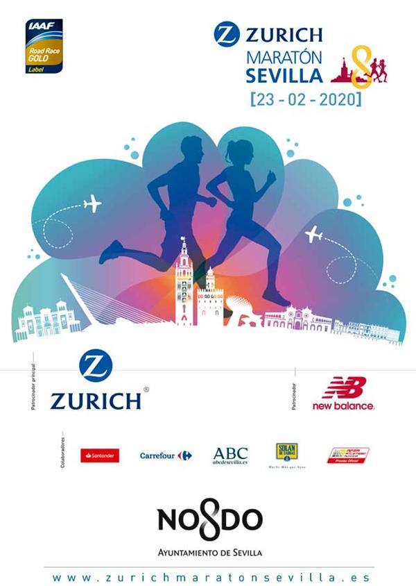 Resultado de imagen de maraton sevilla 2020
