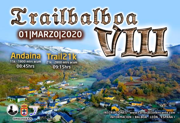 VIII Trail Balboa