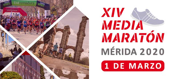 Voluntarios - Media Maratón Mérida