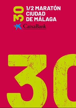 XXX Media Maratón CaixaBank Ciudad de Málaga