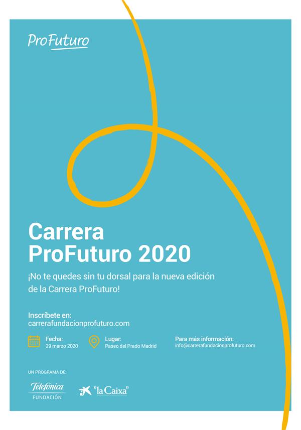 5Km de Madrid 2020. Carrera Profuturo