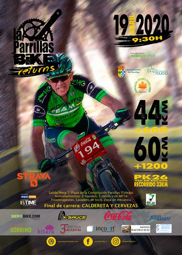 La Parrillas Bike