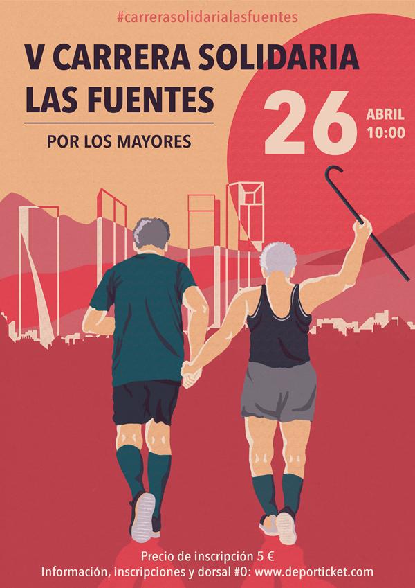 V Carrera Solidaria Las Fuentes