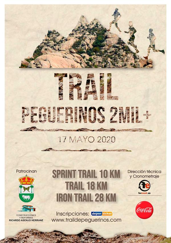 Trail de Peguerinos 2Mil+