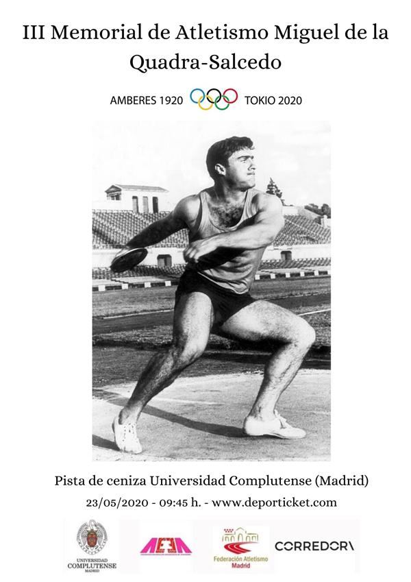 Memorial de Atletismo Miguel de la Quadra-Salcedo