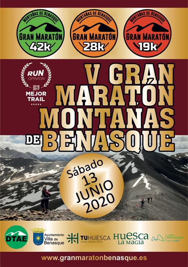 V Gran Maratón de Montañas de Benasque: 42km