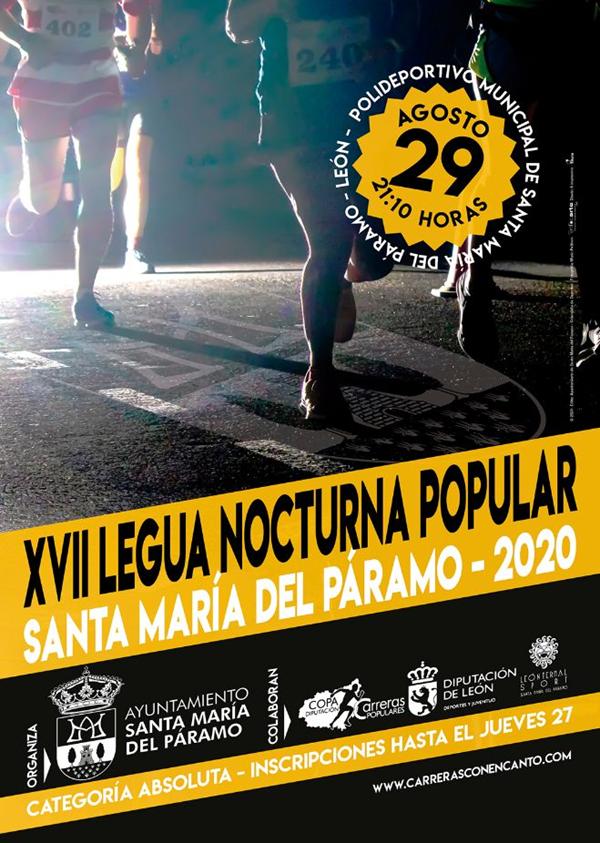 XVII Legua Nocturna de Santa María del Páramo