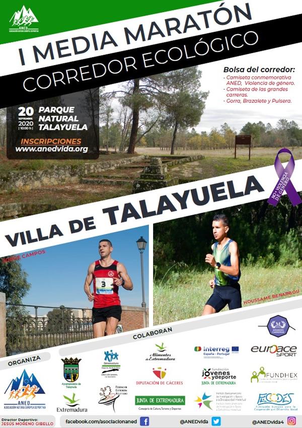 I Media Maratón Corredor Ecológico Villa de Talayuela