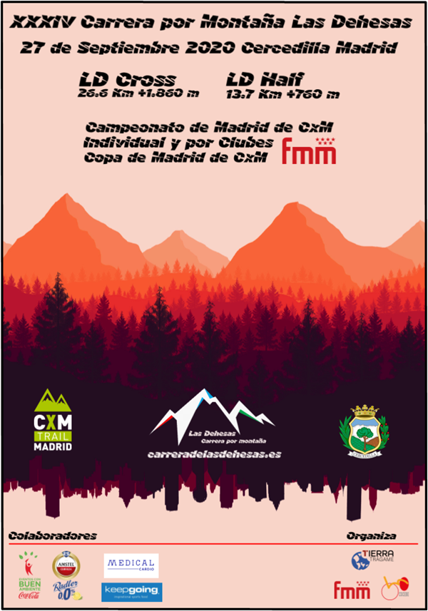 XXXIV Carrera por Montaña Las Dehesas