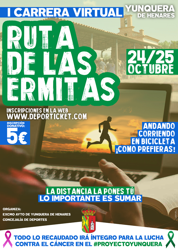 I Carrera Virtual Ruta de las Ermitas