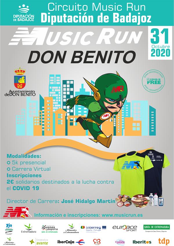 Music Run Don Benito