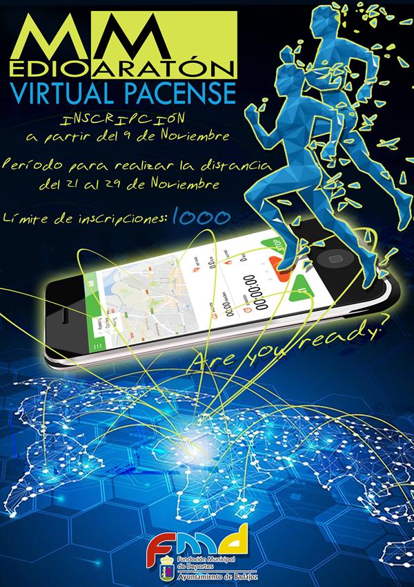 Medio Maratón Virtual Pacense
