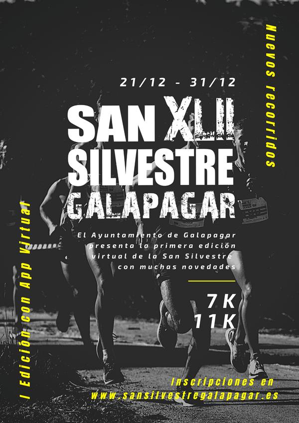 XLII San Silvestre Galapagar