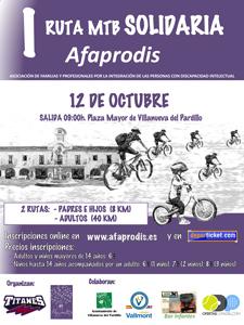 Ruta MTB Solidaria AFAPRODIS