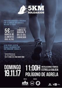 "III Carrera Benéfica ""5KM Solidarios"""