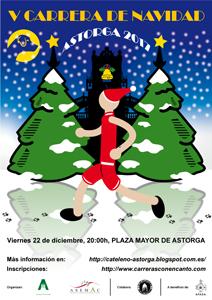 V Carrera Popular de Navidad 2017