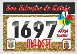 XXXVI San Silvestre de Getafe