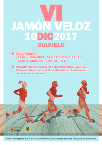 VI Carrera Popular Jamón Veloz