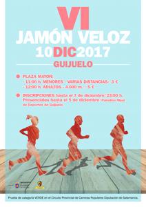 VI Carrera Popular Jamón Veloz