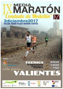 Media Maratón Condado de Medellín