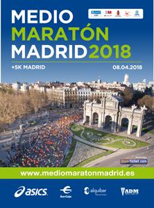 XVIII Medio Maratón de Madrid