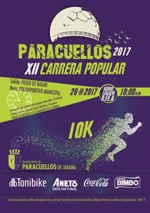 XII Carrera Popular Paracuellos 10k