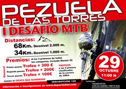I Desafío MTB - Pezuela de las Torres