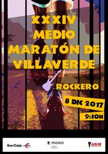 XXXIV Medio Maratón Rockero de Villaverde