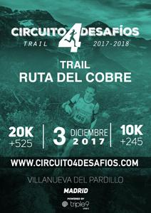 Trail Ruta del Cobre Largo · Villanueva del Pardillo