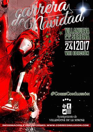 Carrera de Navidad Villanueva de la Serena