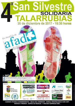 4ª San Silvestre Solidaria de Talarrubias