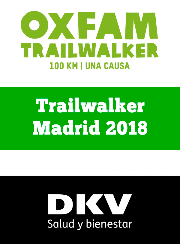 Madrid Oxfam Intermon TrailWalker. 100 km