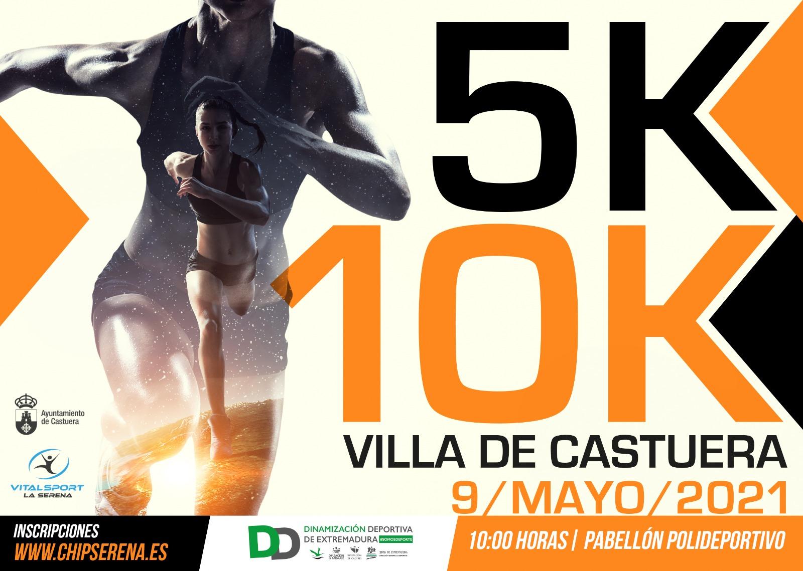5K-10K Villa de Castuera