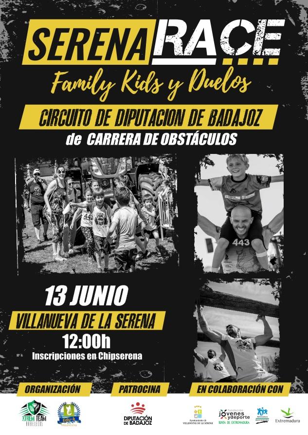 Serena Race: Family & Kids y Duelos