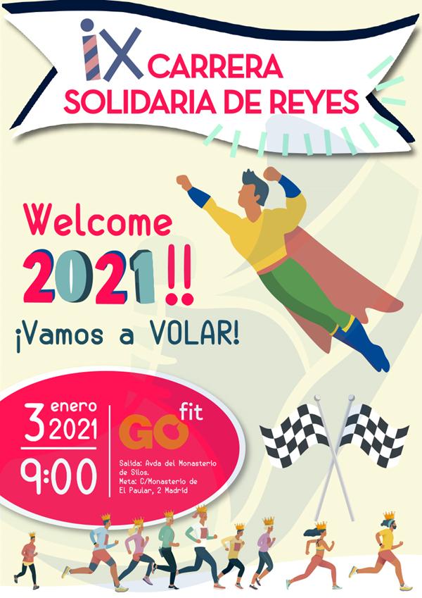 IX Carrera Solidaria de Reyes