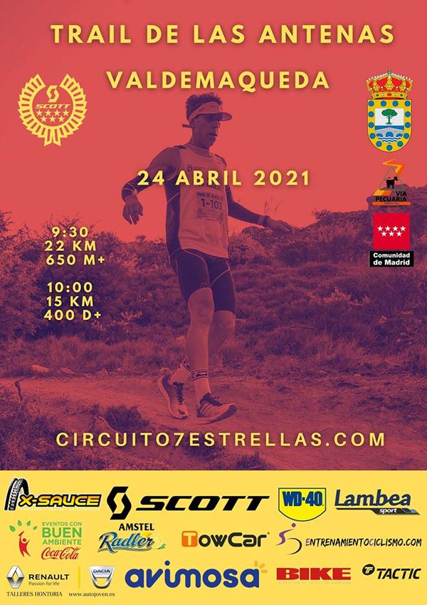 Trail de las Antenas - Circuito 7 Estrellas Trail