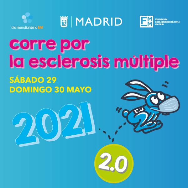 Corre por la Esclerosis Múltiple 2.0
