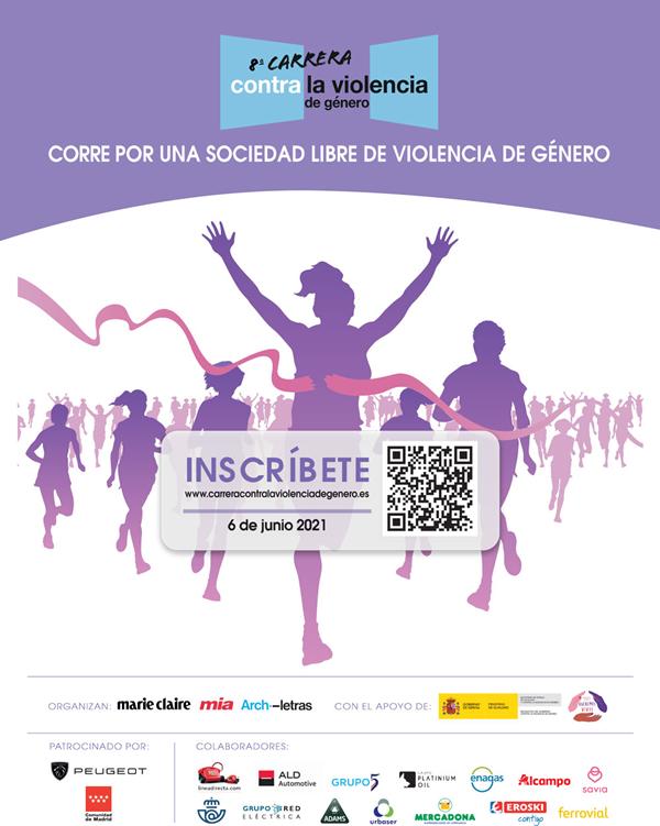 Carrera Virtual Contra la Violencia de Género
