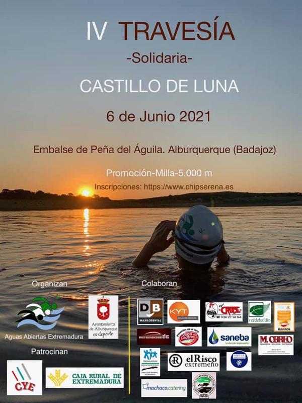 IV Travesía Solidaria Castillo de Luna 2021