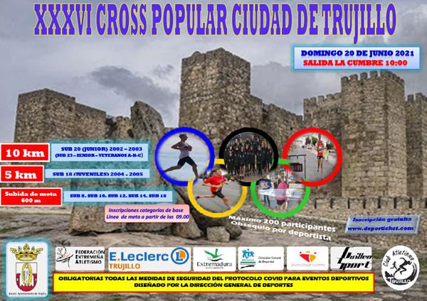 XXXVI Cross Popular Ciudad de Trujillo