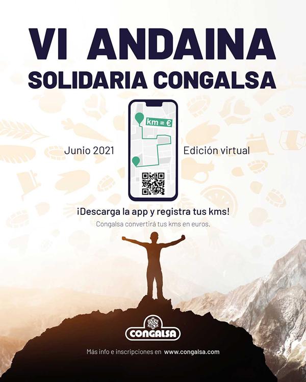 VI Andaina Solidaria Congalsa - Edición 2021 (Virtual)