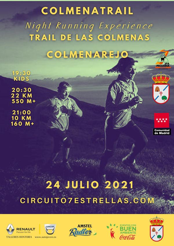 Trail de las Colmenas - Circuito 7 Estrellas Trail