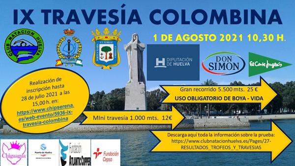 IX Travesía Colombina