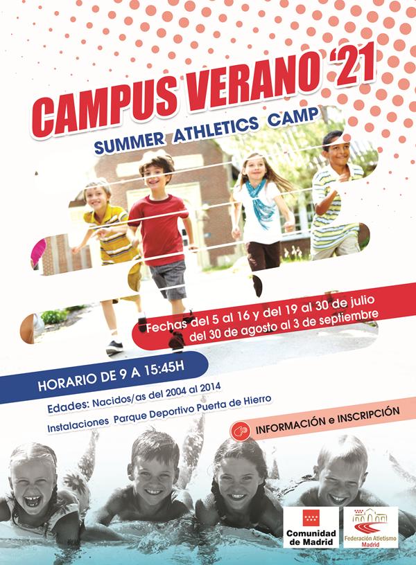 Campus de Verano FAM 2021