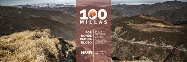 100 millas NMR por donde camina el oso