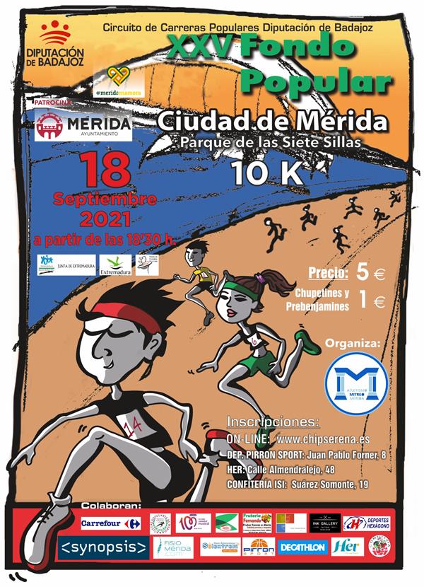 XXV Fondo Popular Ciudad de Mérida