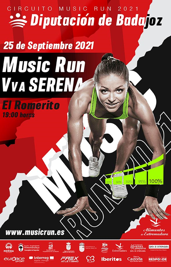 Music Run Villanueva de la Serena